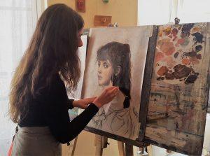 cours de dessin peinture Paris