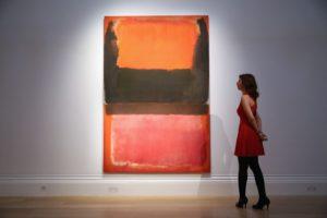 stage de peinture abstraite